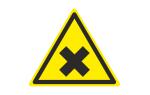 Плёнка (W-18)  Осторожно. Вредные для здоровье аллергические (раздражающе) вещество