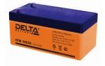 Аккумулятор 12 В, 3,2 Ач DTM 12032 Delta