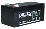 Аккумулятор 12 В, 3,3 Ач DT 12032 Delta