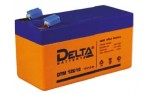 Аккумулятор 12 В, 1,2 Ач DTM 12012 Delta