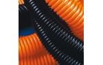 Труба ПНД d-16 оранжевая (71916) DKC