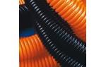 Труба ПНД d-20 оранжевая (71920) DKC