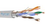 Кабель F/UTP 4х2х0,52 cat5e PVC(Паритет)